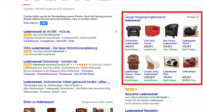 Google shelves PLA permanently – the new Google-shopping campaigns are coming
