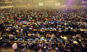 It's Not Just Nerds Who Bet on E-Sport