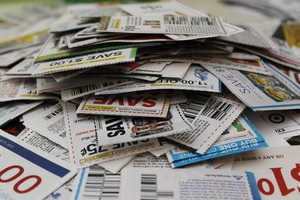 More customers through effective coupon marketing
