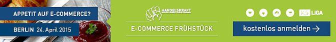 We're starting the 3rd Handelskraft E-Commerce Breakfast in Berlin with Adobe