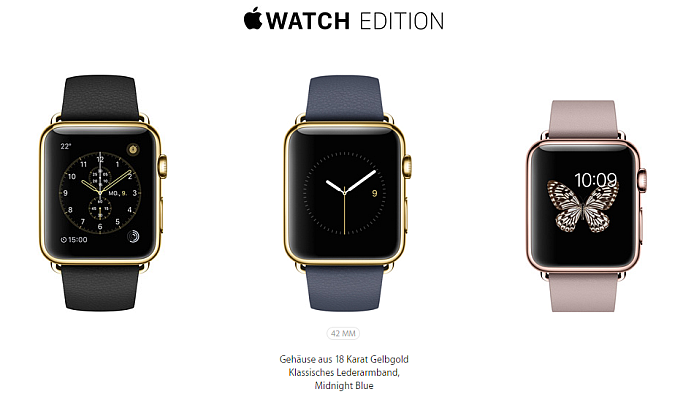 The Luxury Industry Still Isn't Digitalised – Apple's Chance?