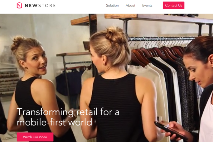 Stephan Schambach's Third Strike: The Mobile Retail Platform NewStore is live