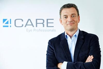Geschäftsführer der 4Care GmbH - Bernd Behrens