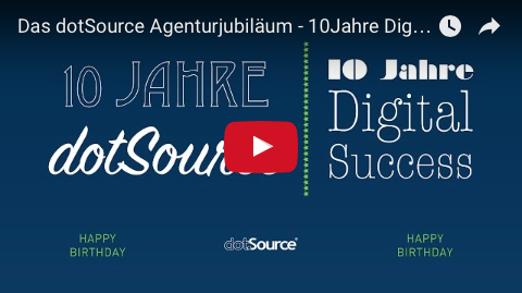 dotSource presents a multimedia trip through 10 years of digital success