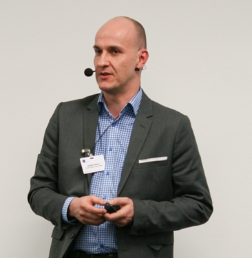 Daniel Planert, Partner Manager of FACT-Finder
