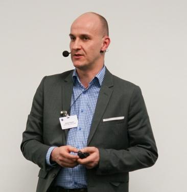 Daniel Planert, Partner Manager of FACT-Finder