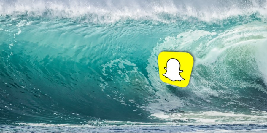Snapchat are challenged to reinvent themselves to stay ahead of the curve