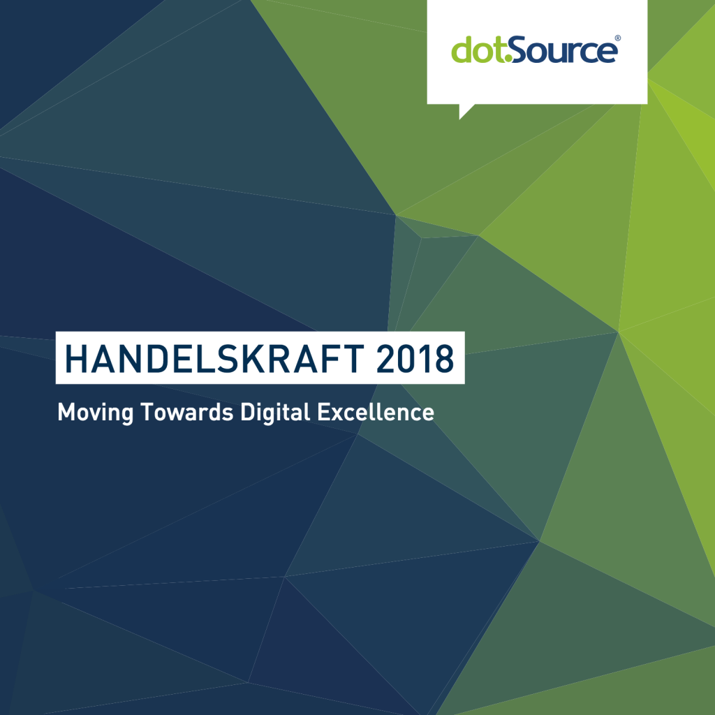 Handelskraft 2018 Trend Book - Moving Towards Digital Excellence