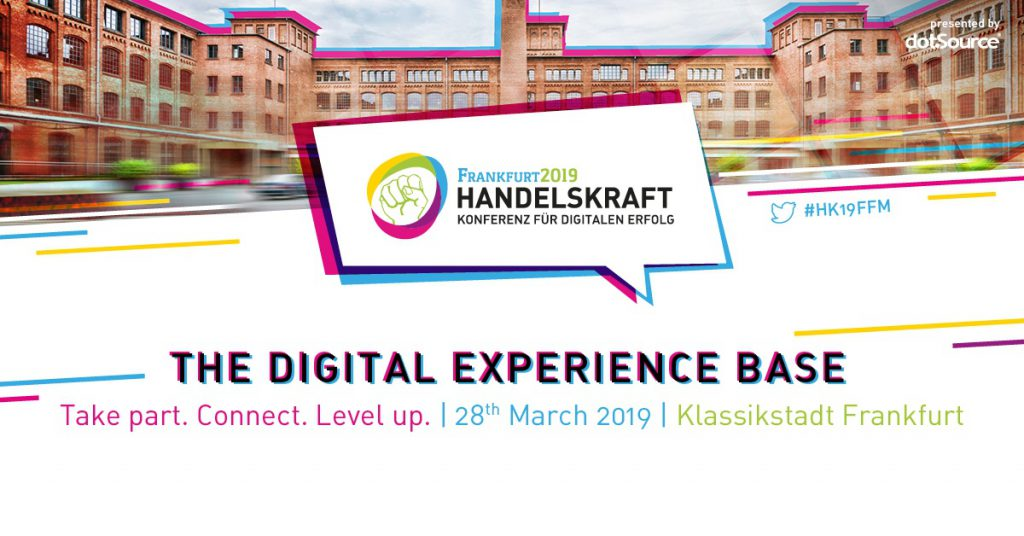 Handelskraft Conference 2018 Cover Photo Teaser Blog Post
