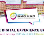 Take Part. Connect. Level Up. Handelskraft Conference 2019