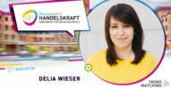 »Organisations and brands that implement trends are also determining customer expectations« – Handelskraft speaker Delia Wieser interview