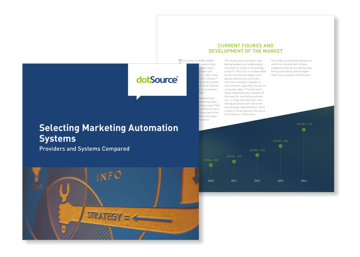 New white paper: Selecting Marketing Automation Systems
