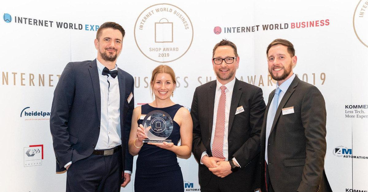 WÜRTH receives the 2019 Shop Award