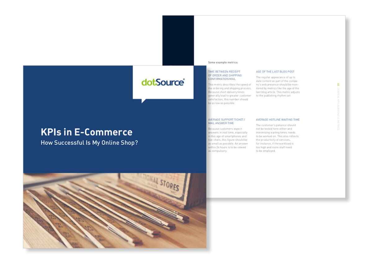 New white paper: »KPIs in E-Commerce«