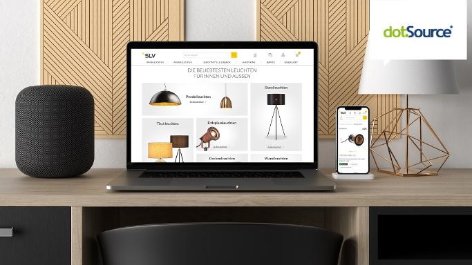 B2B digital - SLV wins Shop Usability Award