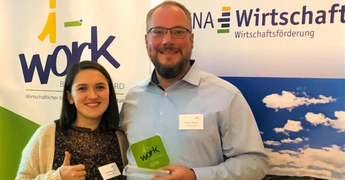 International, Familial, Successful i-work Business Award 2019