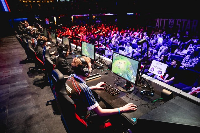 E-sports are growing rapidly, potential as marketing instrument