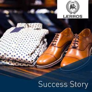 Innovative digital marketing for higher visibility LERROS Success Story
