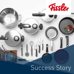 Tasty Content Fissler Success Story