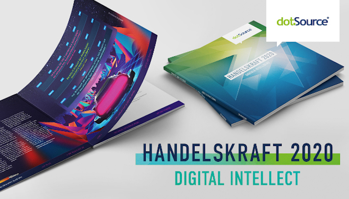 Digital Business Compass Handelskraft 2020 »Digital Intellect« Release Cover