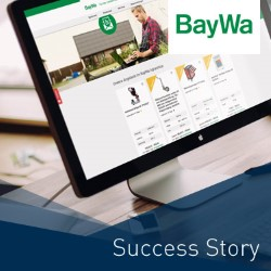 BayWa E-Commerce Success Story