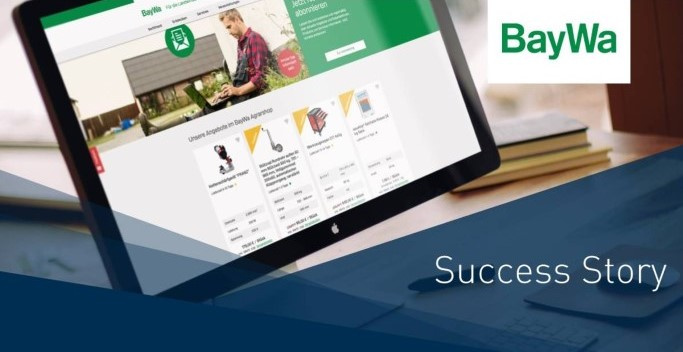 BayWa E-Commerce Success Story
