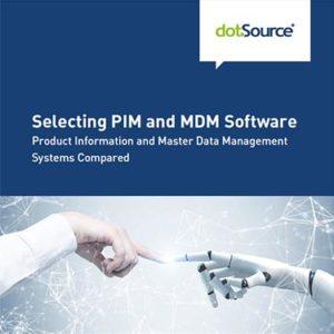 Selecting PIM Software