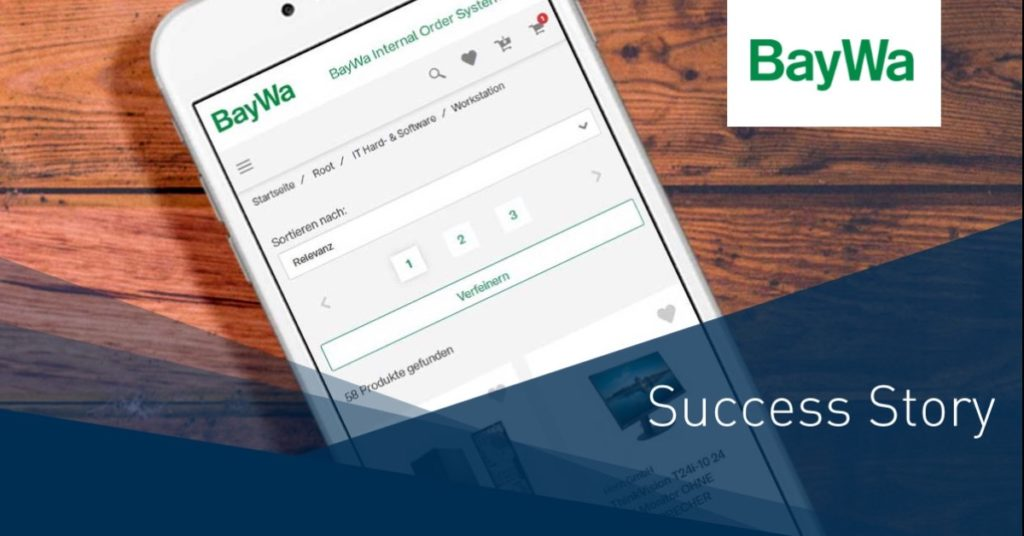 E-Procurement via BIOS Sets International Standards: BayWa Handles the Needs of All Its Employees with a Central Platform