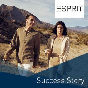 Innovation Fashion Retail ESPRIT
