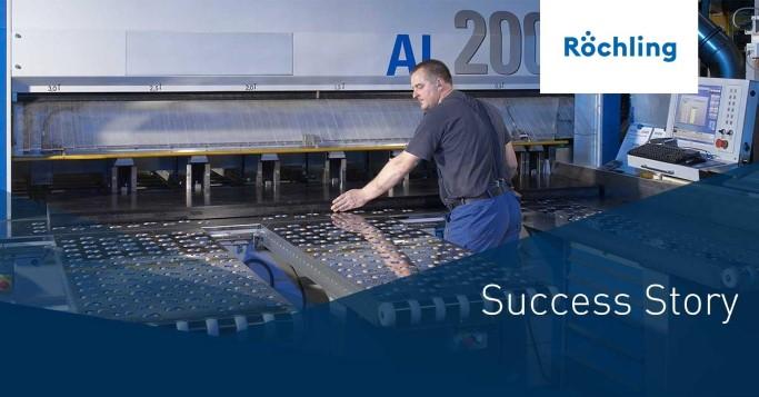 B2B Commerce Pioneer Röchling Success Story