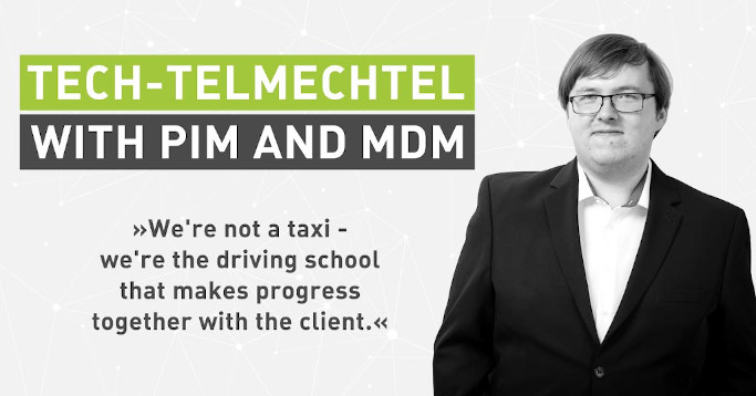 Tech Talk All-Rounder PIM MDM Tech-telmechtel