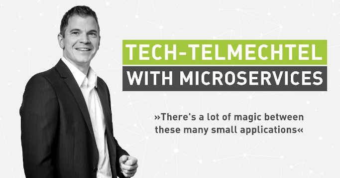 Tech Talk Buzzword Bingo Microservices Tech-telmechtel