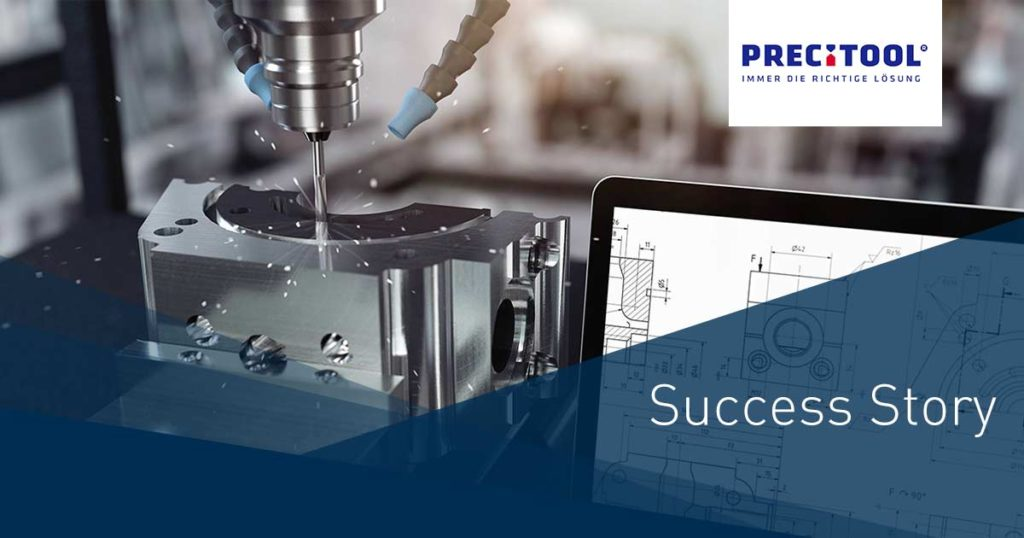 Flexible Solutions for Complex Processes: PRECITOOL Creates Optimal User Experiences Thanks to B2B Multi-Client Platform [Success Story]