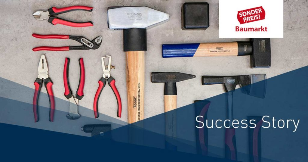 If You're Going to Do It, Do It Right! Sonderpreis Baumarkt Starts into a Successful Digital Future with a New PIM Solution and Modern System Architecture [Success Story]
