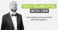 Tech Talk While Working from Home: Tech-telmechtel with CRM [Interview]