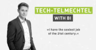 Tech Talk with a Data Scientist: Tech-telmechtel with BI [Interview]
