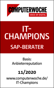 IT Champions Seal of Quality