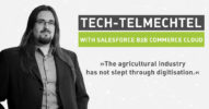 Tech Talk, Low Code & Agricultural E-Commerce: Tech-telmechtel with Salesforce B2B Commerce Cloud [Interview]