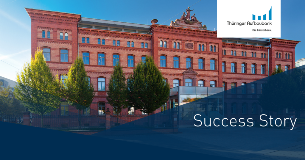 CRM in the Financial Sector: Consulting Is the First Step to Success – Thüringer Aufbaubank Shows How to Do It [Success Story]