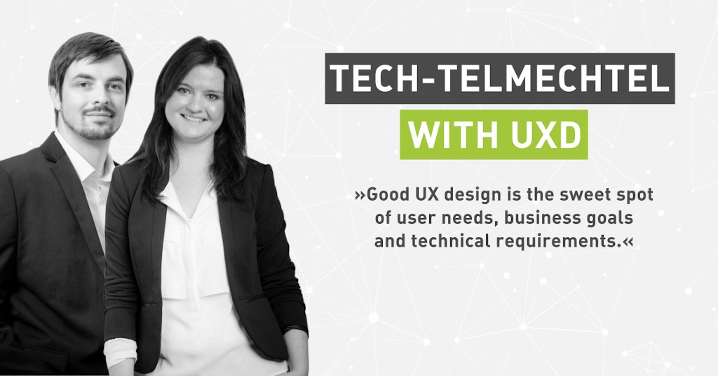 Thinking and Designing Tech and UXD Together: Tech-telmechtel with UX and Web Design [Interview]