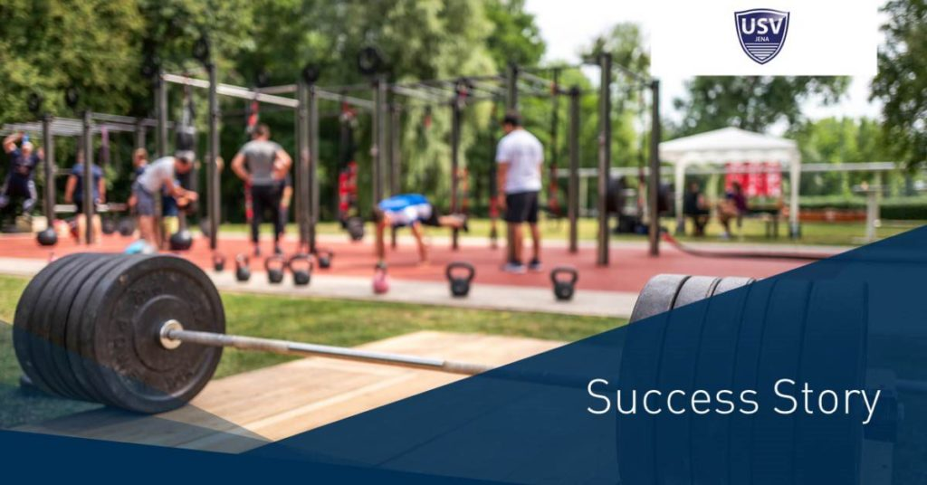 USV Jena e. V. Not Only Innovative in Terms of Sports: How the Sports Club Efficiently Connects Employees and Members with Salesforce Sales Cloud [Success Story]